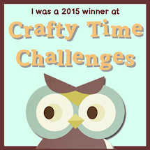 Crafty Time Winner!