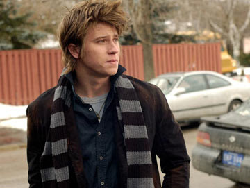 Garrett Hedlund as cracker jack