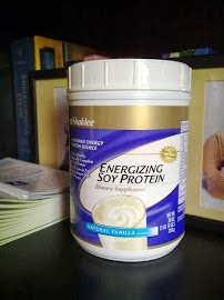 Energizing Soy Protien