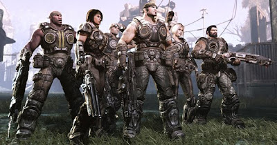 Epic espera 1 millon de jugadores para el beta de de Gears of War 3