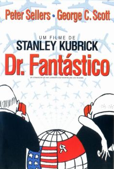 Dr. Fantástico Torrent - BluRay 1080p Dual Áudio