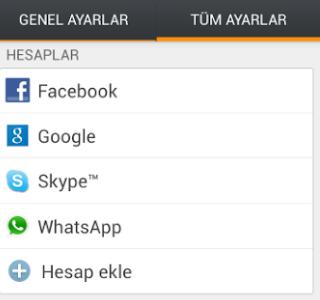 Gmail Android Uygulamasında Çoklu Hesap Açmak