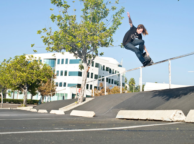riley Hawk Nosegrind pullin