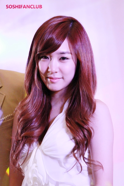 [PICTURE] SNSD TIFFANY 12PLUS Press Conference