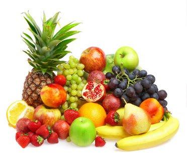 Les fruits en entrée !