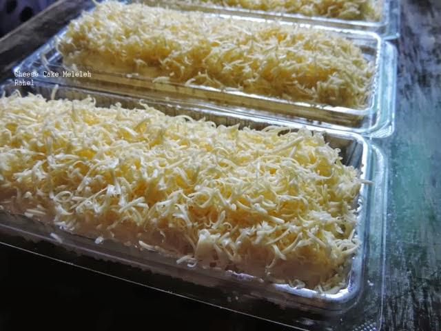 resepi cheese kek leleh