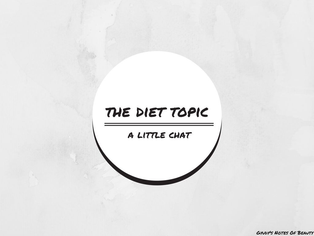 The Diet Topic Chat