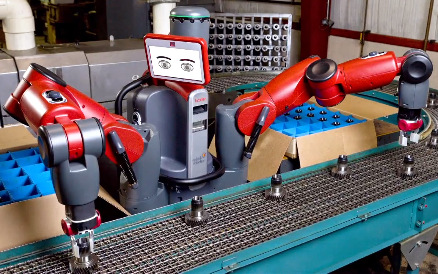 Baxter from Rethink Robotics
