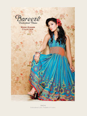 Bareeze Embroidered Classics Spring/Summer Collection 2011id=