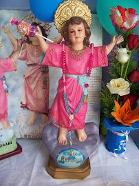 el divino niño jesus muy milagroso...