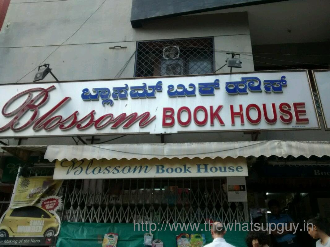 Blossom Book House Review