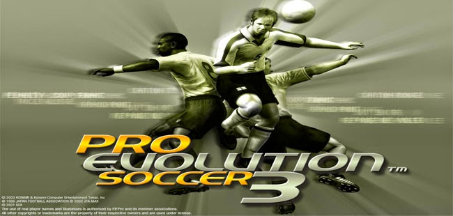 Pro Evolution Soccer 3 - PC