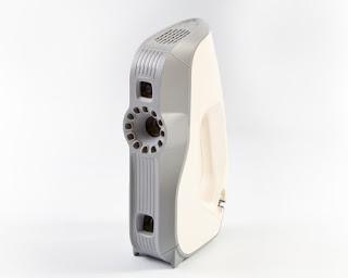 Escáner 3D Eva para la arqueología y restos arquitectónicos