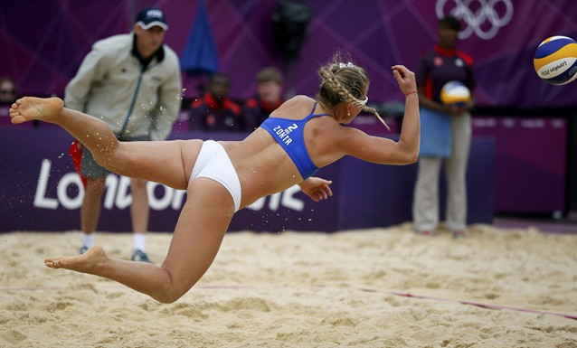 Volleyball Nipples Sex Porn Images