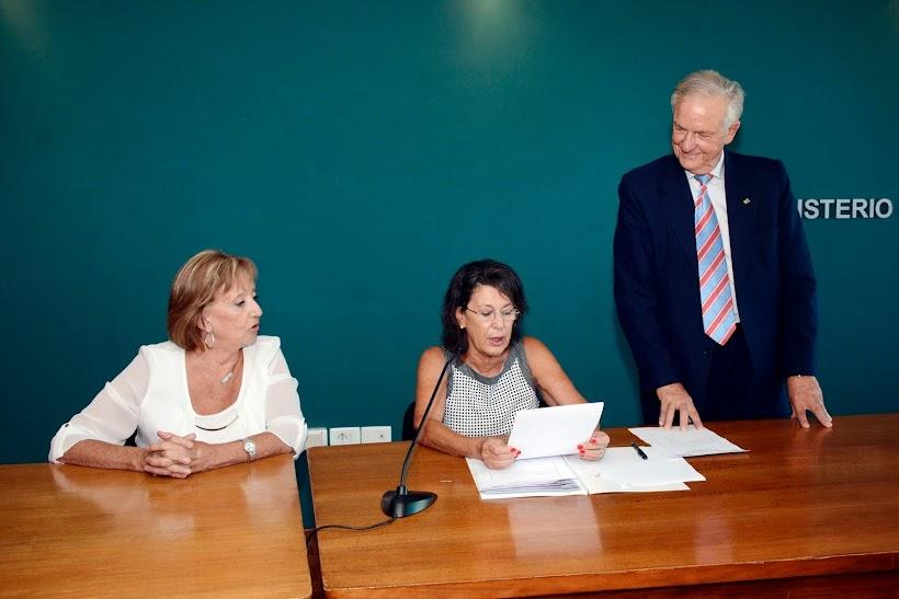 Asume el nuevo Consejo Directivo del SODRE - 10 de marzo de 2015