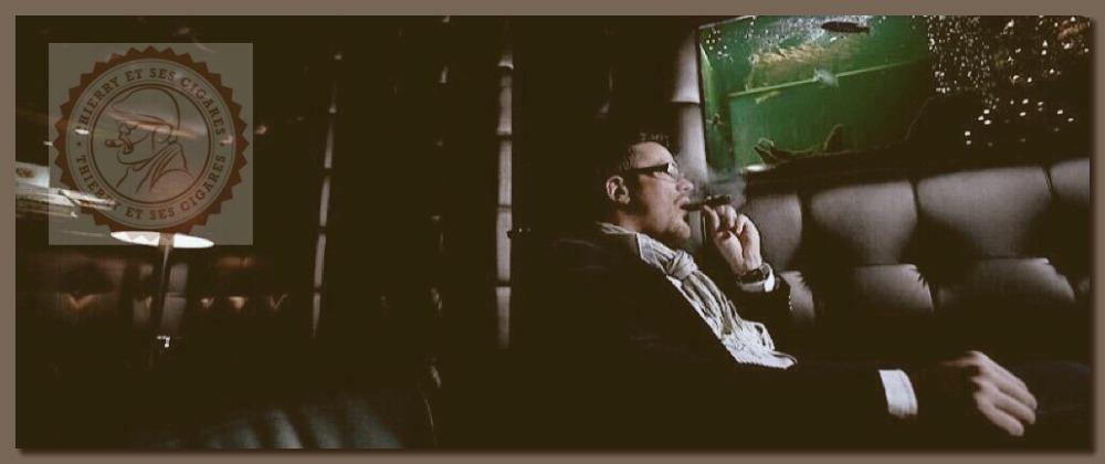 Thierry et ses cigares