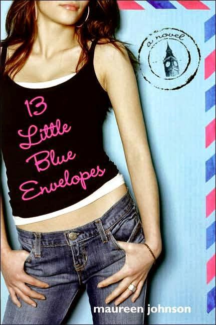 https://www.goodreads.com/book/show/17020.13_Little_Blue_Envelopes