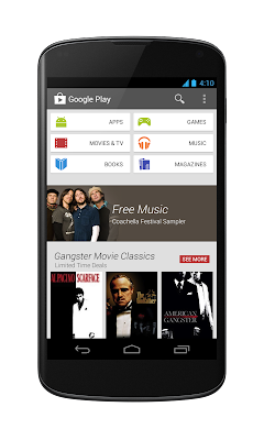 Google Play Phone Demo