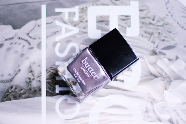 Stylonylon - Testing Butter London's New Posh Bird Polish