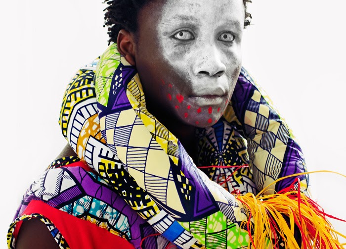african avant garde Story by taylor edelhart | photography by selorm jay elisabeth sutherland is trying to figure out how uncomfortable to make.