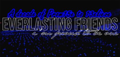 Everlasting Friends: 2015