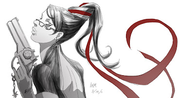 #27 Bayonetta Wallpaper