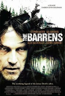 Watch The Barrens (2012) movie free online