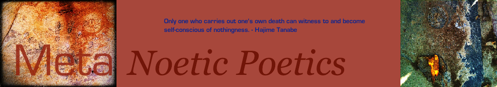 Metanoetic Poetics