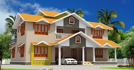 Dise od de casas en climas calientes zonas residenciales for Materiales para techos de casas