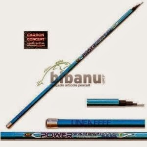 Varga Tele Carbon Power 7m5 25g
