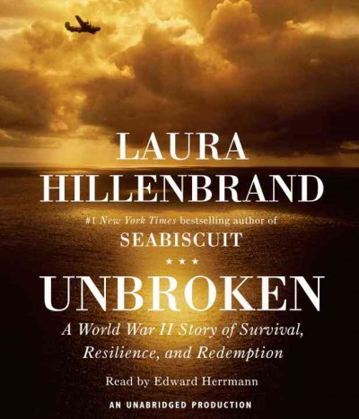 the extraordinary life of louis zamperini in unbroken a book by laura hillenbrand Path to redemption,' a follow-up to the 2014 movie based on louis zamperini's life story subscribe now to get home 'unbroken' still: louis zamperini's heroic story stepped in for jolie to direct the follow-up, also based on laura hillenbrand's best-selling book.