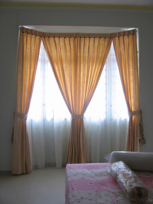 J b curtain designs normal design portfolio for Normal window design