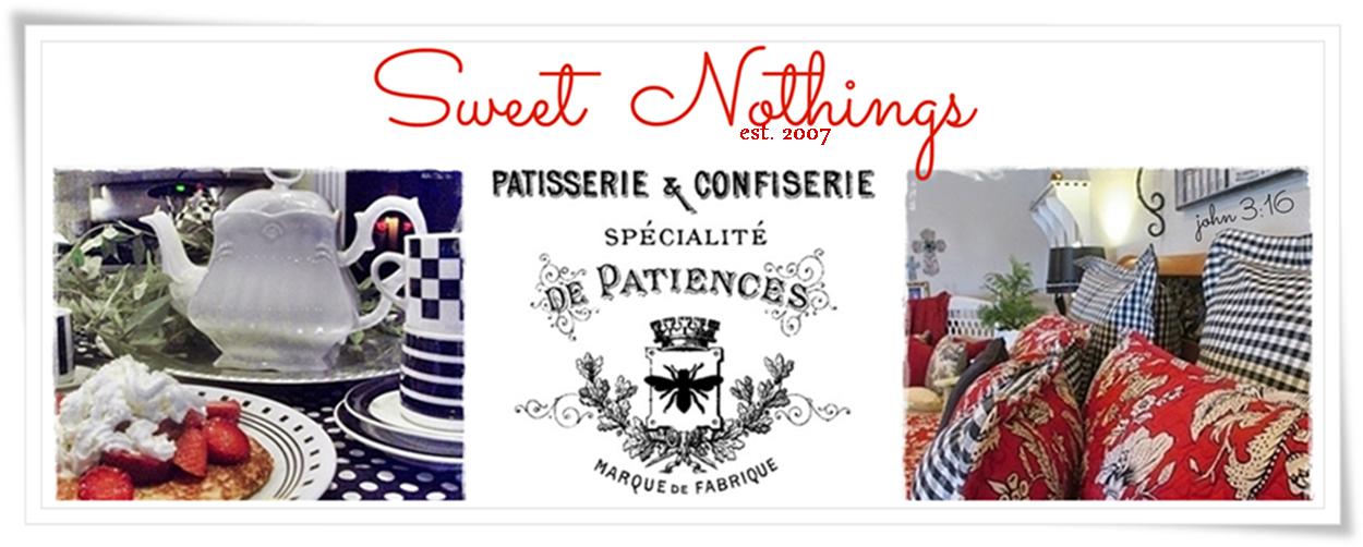 bj's Sweet Nothings