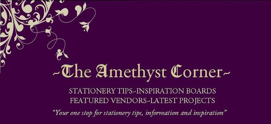 The Amethyst Corner
