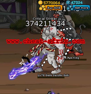 Cheat Ninja Saga Recruit NPC 2012