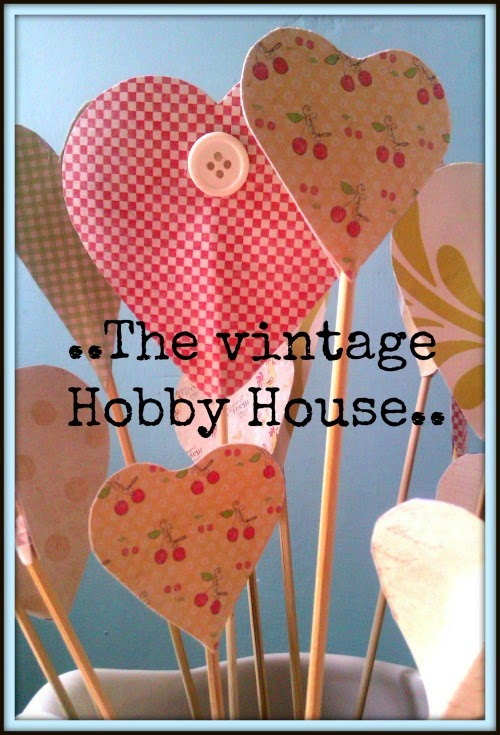 The vintage hobby house