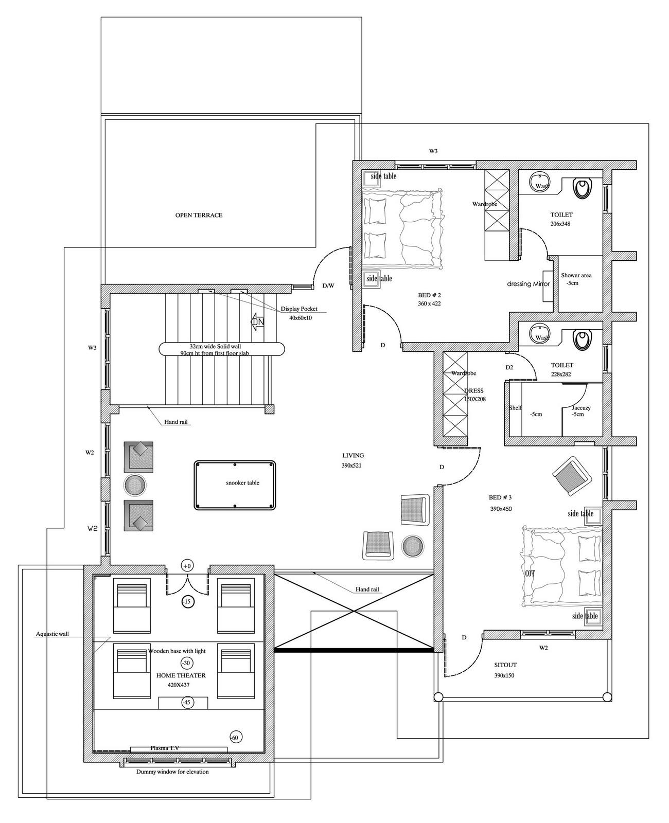 Pin Pin Kerala Vastu Home Plans 584gif On Pinterest On