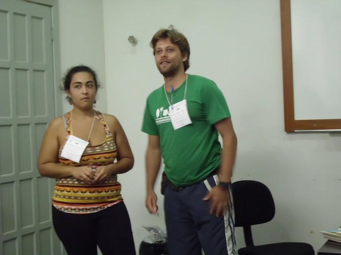 Hélia e Rogério (Kapi´xawa): Agroecologia
