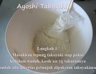 resep adonan takoyaki