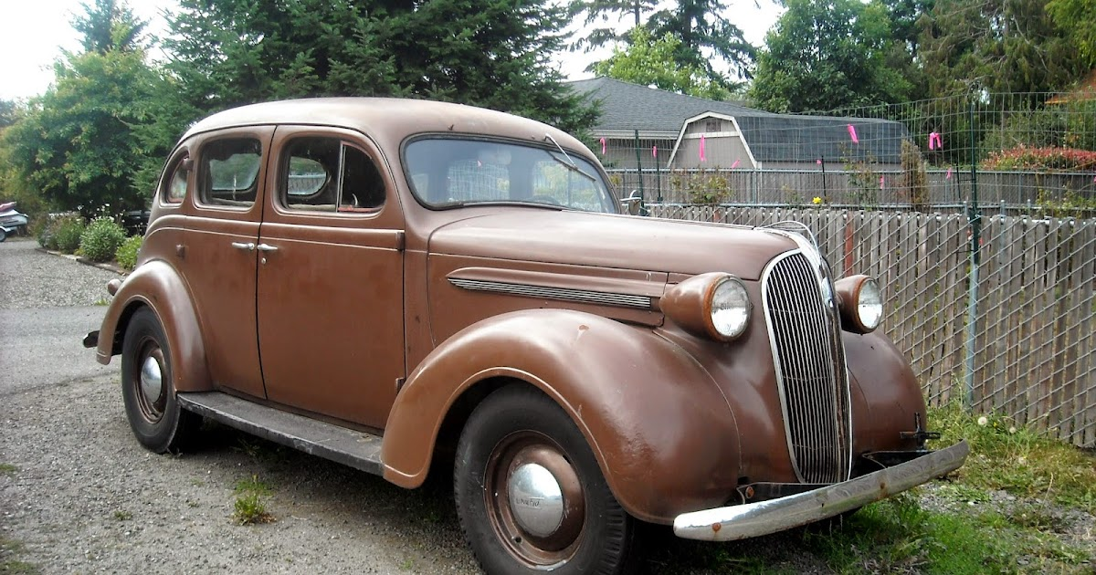 Seattle 39 s classics 1937 plymouth p4 sedan for 1937 plymouth 4 door sedan