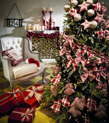 árbol de Navidad decoración 2012 2013