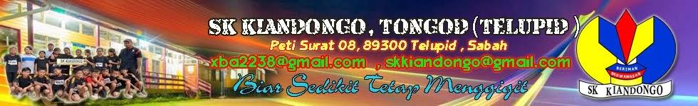SK Kiandongo, Tongod (Telupid)