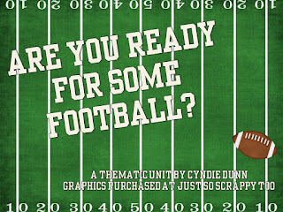 Are you ready for some football chalk one up for the teacher