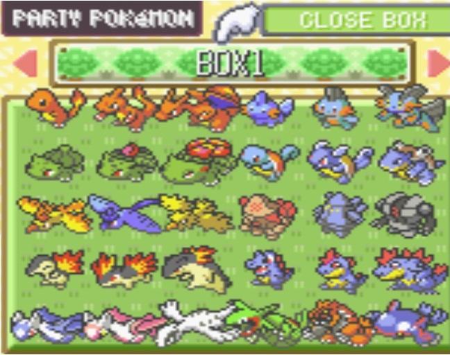 Pokemon Dragonstone 2 - Game Boy Advance