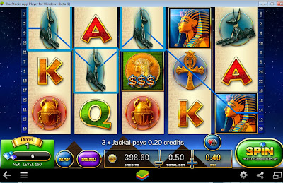 Slots Pharaoh's Way PC