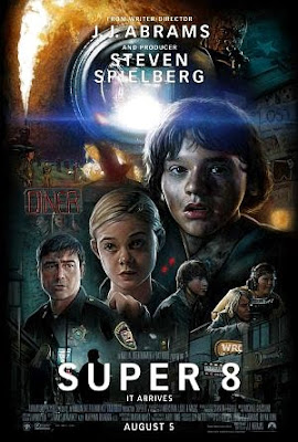 Filme Poster Super 8 TS XviD & RMVB Legendado