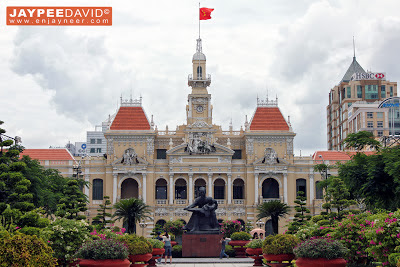 Ho Chi Minh City, Saigon, Vietnam, Vincom, Notre Dame, City Hall, Opera House, Can Tho Bridge, Post Office, Airport