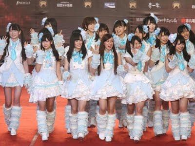 AKB48, SKE48 e NMB48