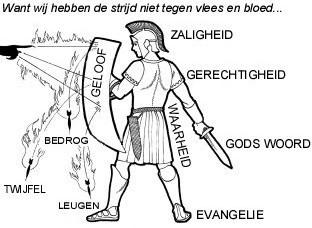 Onderweg De Wapenrusting Van God