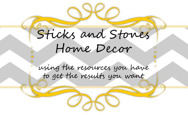 Sticks and Stones Home Decor